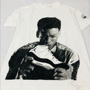Shirts Pookie With Jordan 11 Concord T Shirt Poshmark